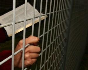 prisiones manos reja leyendo 300x239